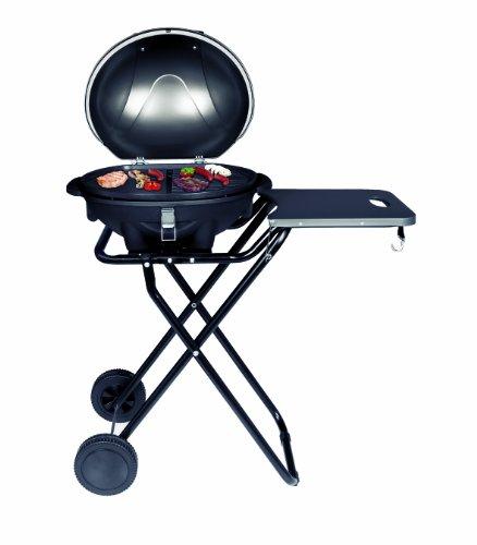 SUNTEC Elektrogrill BBQ-9493 auch als Tischgrill Geeignet   Grill mit Abnehmbarem Deckel und Regulierbaren...