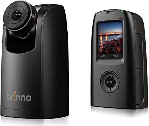 Brinno TLC200Pro HDR Zeitraffer Kamera Für Projektaufnahme, Landschaft, 80 TAGE Batterielebensdauer...