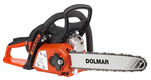 Dolmar PS32CTLC-40 Benzin-Kettensäge Schwarz, Orange, Edelstahl
