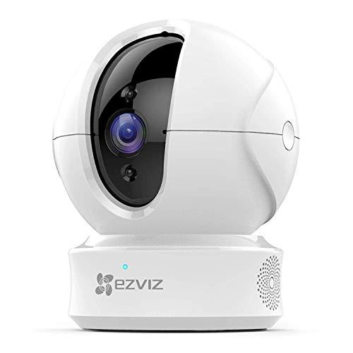 EZVIZ 1080P WLAN IP Kamera, innen Überwachungskamera mit intelligente Bewegungsverfolgung und...