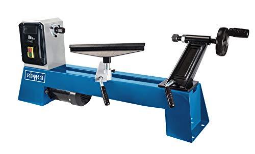 scheppach DM500T Drechselbank - 400W   Variable Geschwindigkeit   Max. Werkstückmaße 350 x 500 mm