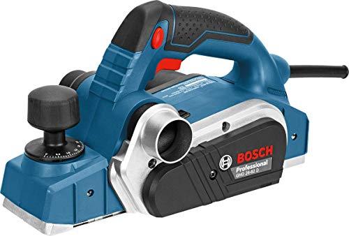 Bosch Professional Handhobel GHO 26-82 D (inkl. Parallelanschlag, Sechskantstiftschlüssel SW 2,5,...