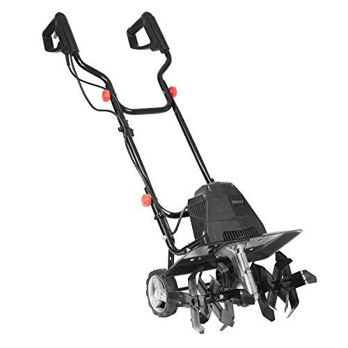 BRAST elektrische Motorhacke 1500 Watt 45cm Arbeitsbreite 24 Hackmesser Ackerfräse Kultivator Gartenfräse...