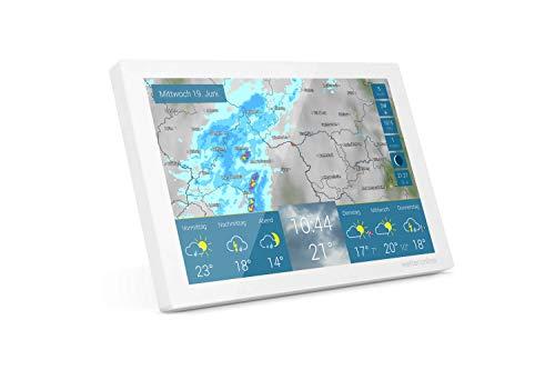 wetteronline home - WLAN-Wetterstation - WetterRadar für Ihr Zuhause - einfache Bedienung, Wettervorhersage...