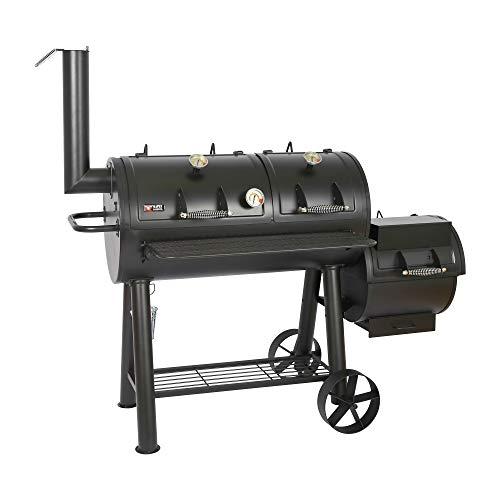 Longhorn-Smoker 'RAUCHA MS-600 Master' von Mayer Barbecue
