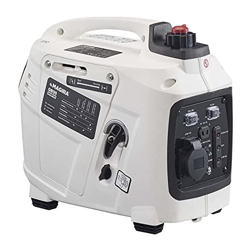 MAGIRA G800 800W Inverter Stromerzeuger, Benzin Generator